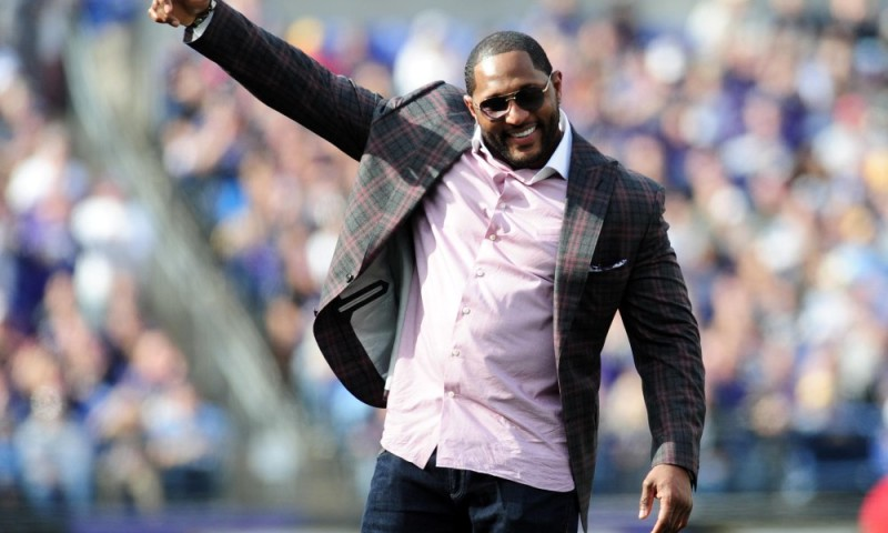 baltimore ravens ray lewis giocatori