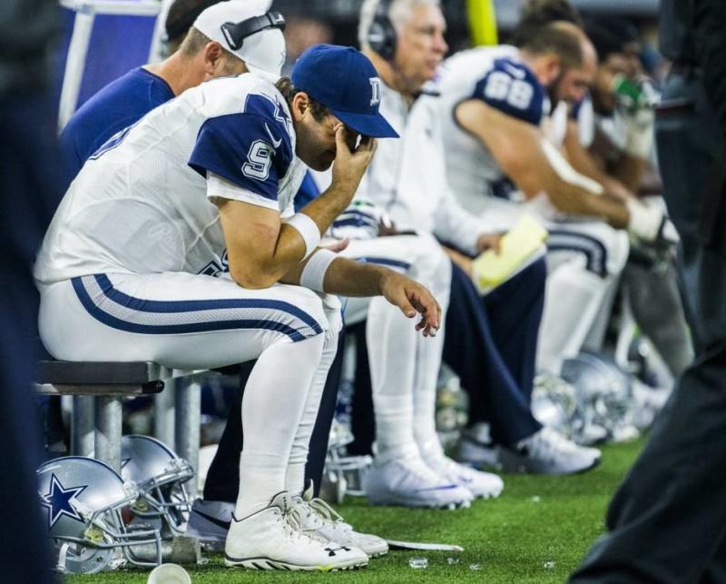 Che serataccia per Romo