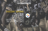[NFL] Week 13: le migliori prestazioni NFL guardando i numeri