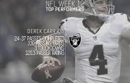 [NFL] Week 12: le migliori prestazioni NFL guardando i numeri
