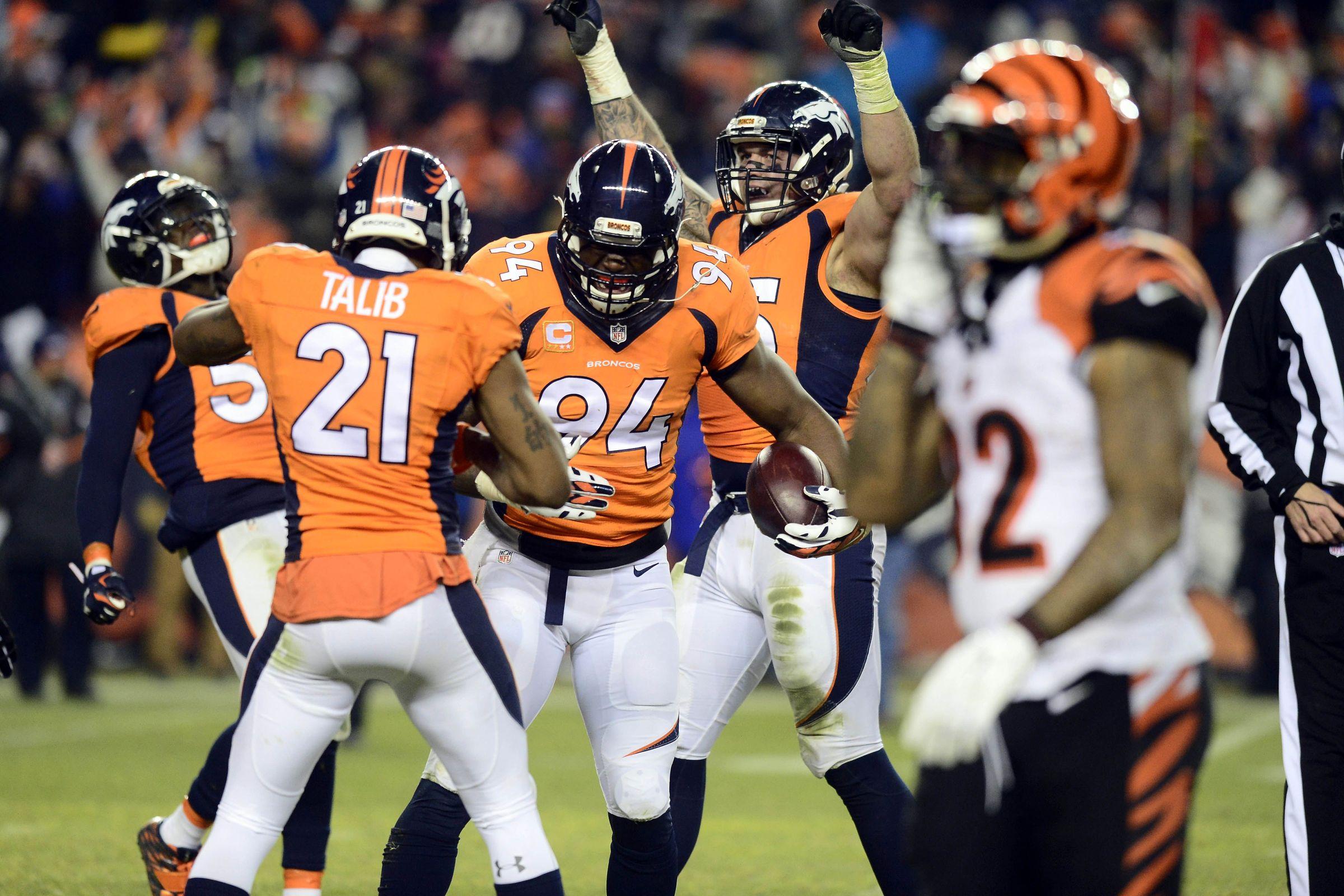 [NFL] Week 16: Denver ai playoff (Cincinnati Bengals vs Denver Broncos 17-20)