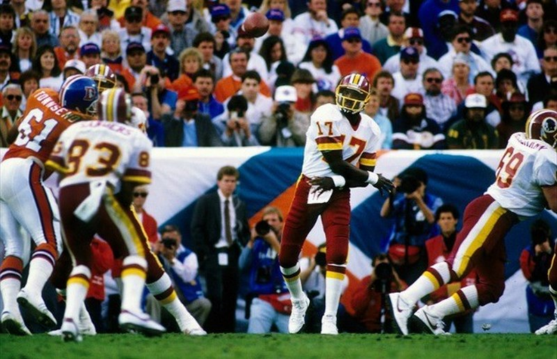 Eighteen Plays: l'epopea dei Washington Redskins del 1988