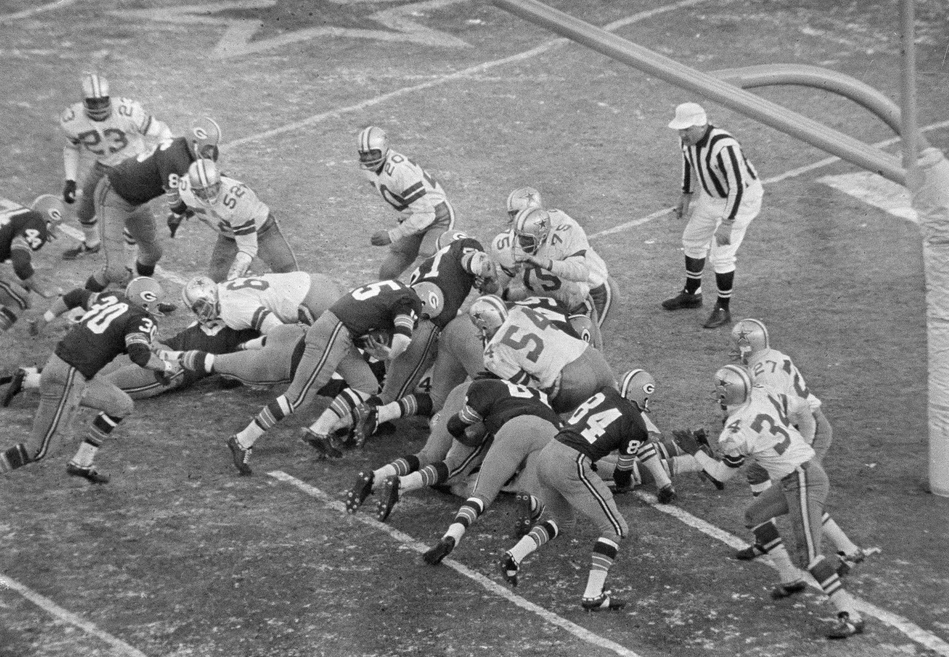 The Ice Bowl: la partita più fredda della Storia