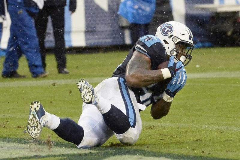 Jalston Fowler Tennessee Titans