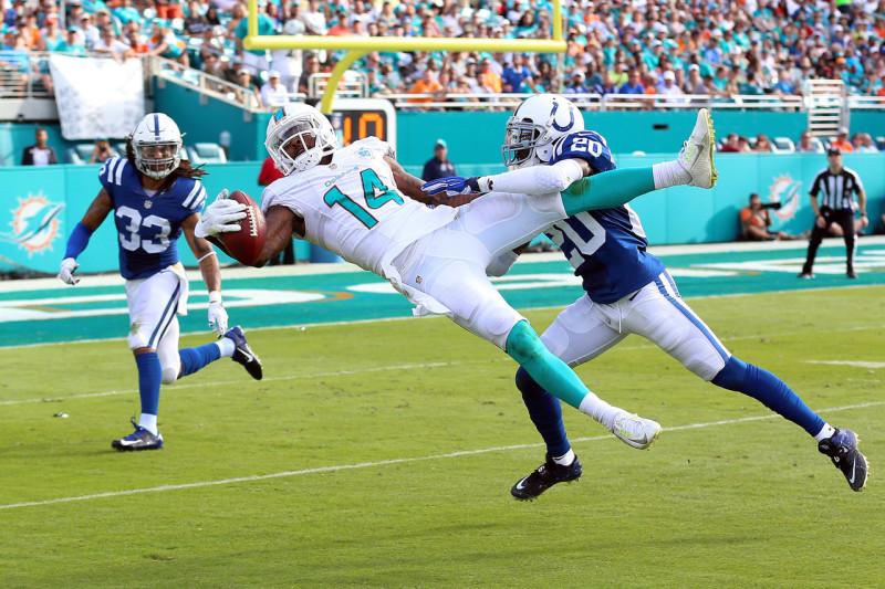 Jerome Landry Miami Dolphins