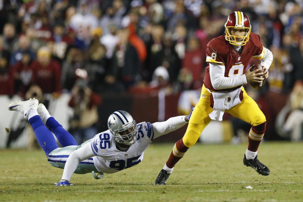 Kirk Cousins (Washington Redskins)