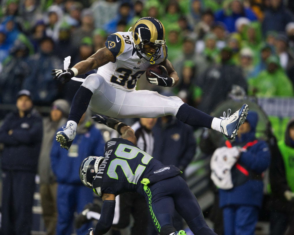 [NFL] Week 16: Dopo 10 anni (St. Louis Rams vs Seattle Seahawks 23-17)