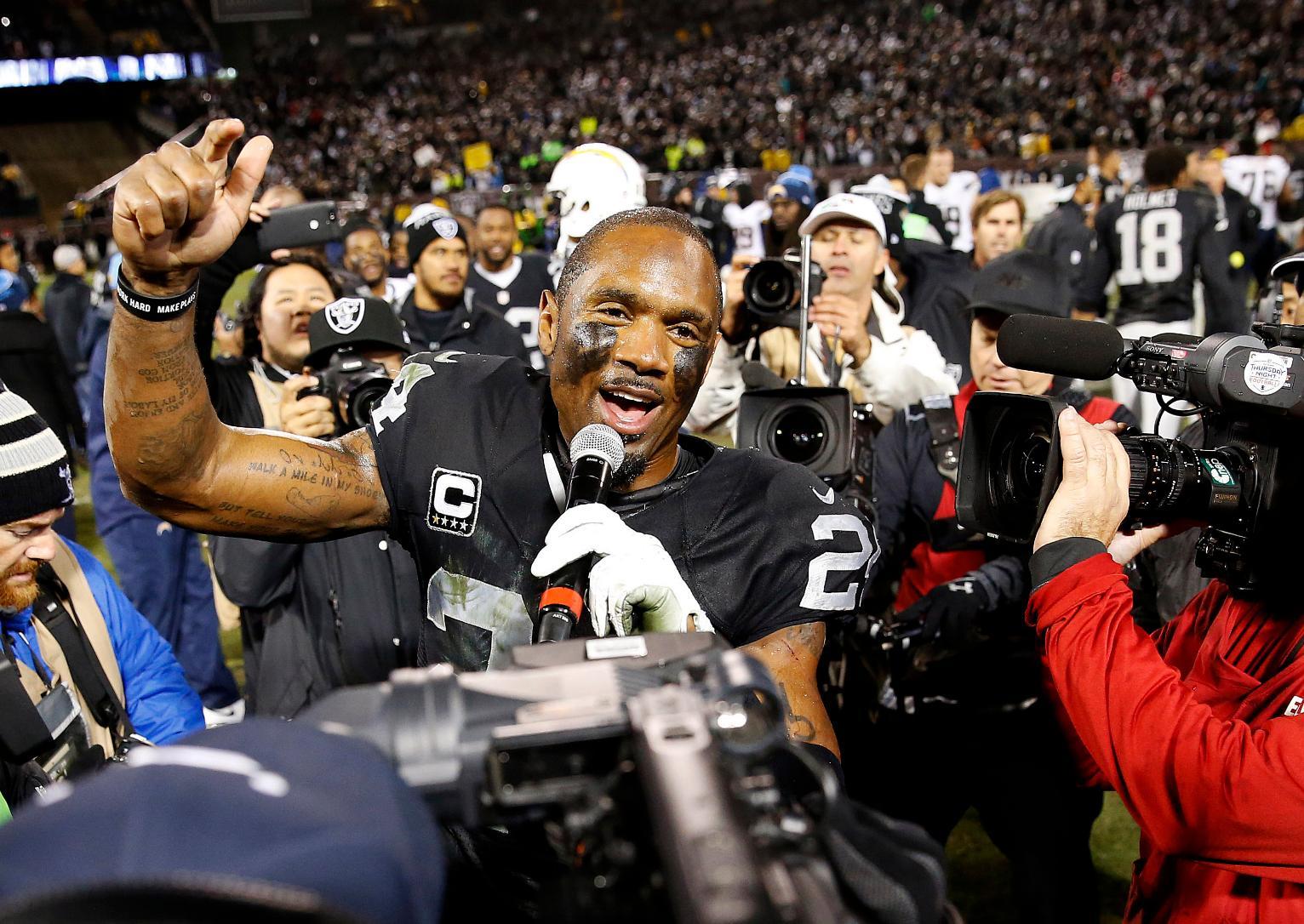 [NFL] Week 16: Una vittoria per Charles Woodson (San Diego Chargers - Oakland Raiders 20-23)