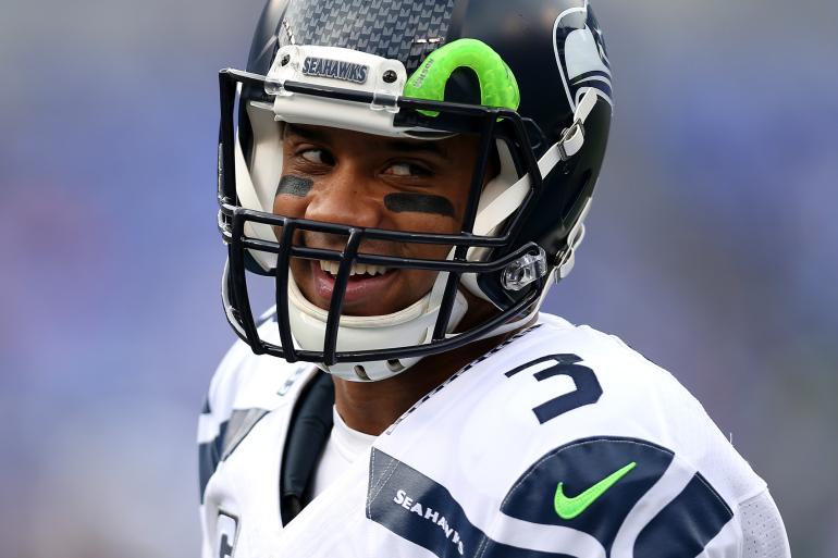 [NFL] Week 14: The Wilson Show (Seattle Seahawks vs Baltimore Ravens 35-6)
