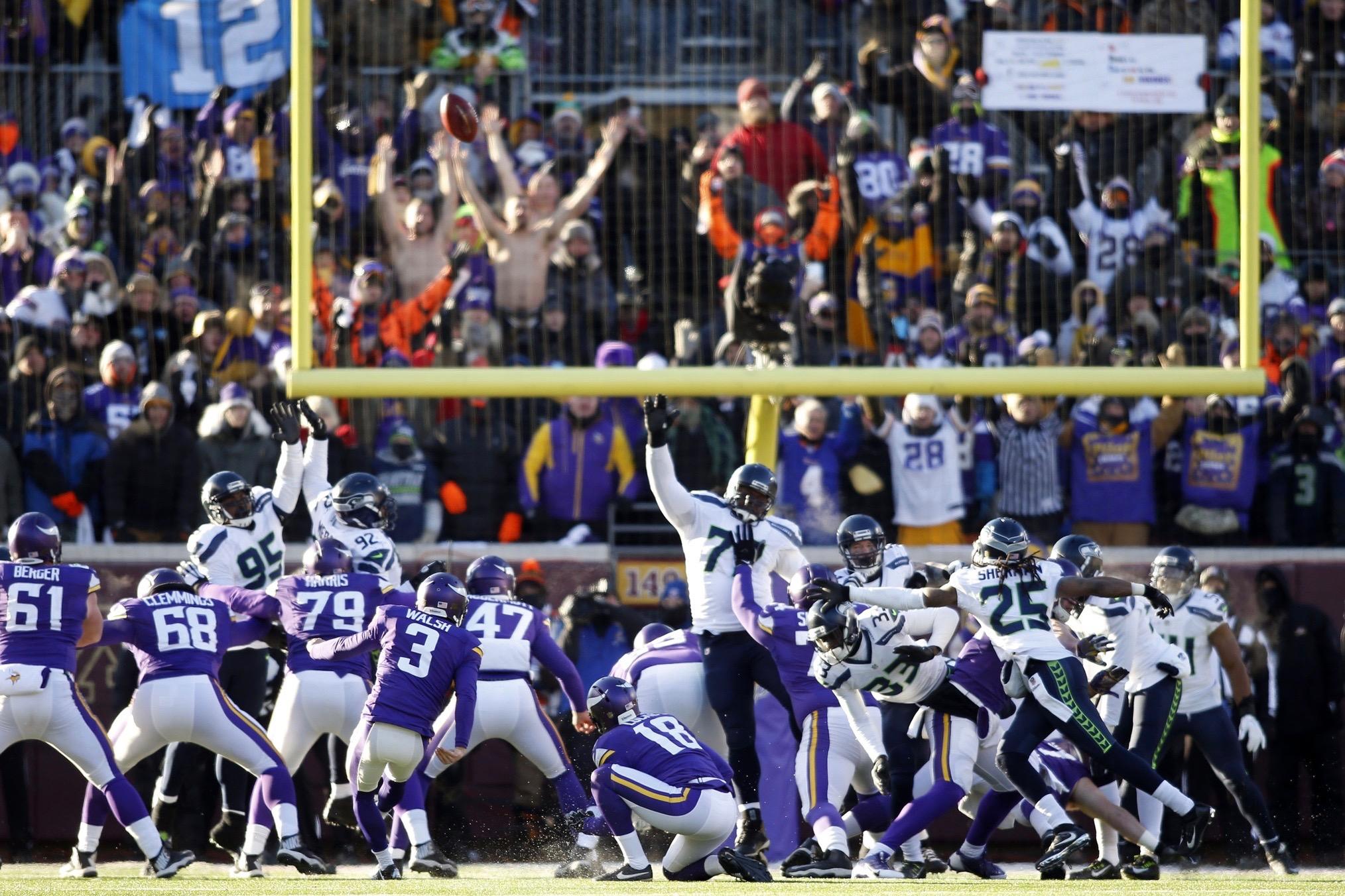 [NFL] 10 tentativi di field goal nella storia della NFL