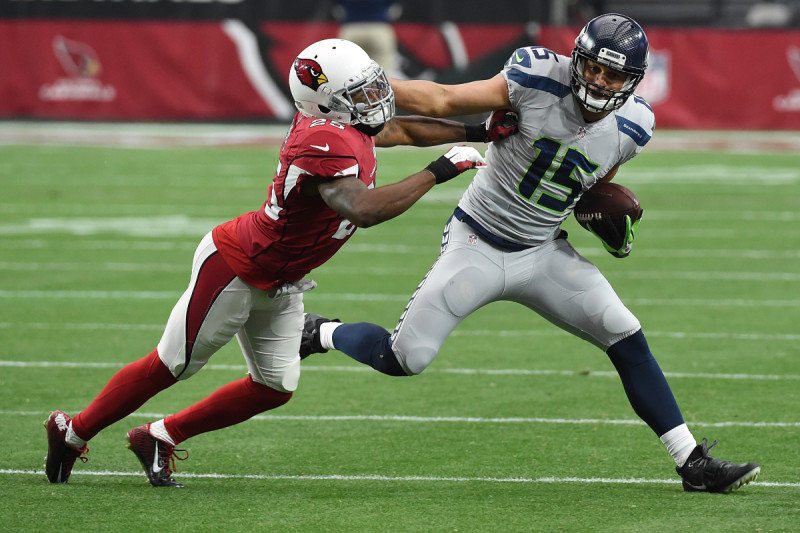 Jermaine Kearse Seattle Seahawks v Arizona Cardinals