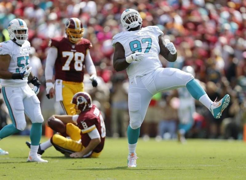 Jordan Phillips Miami Dolphins