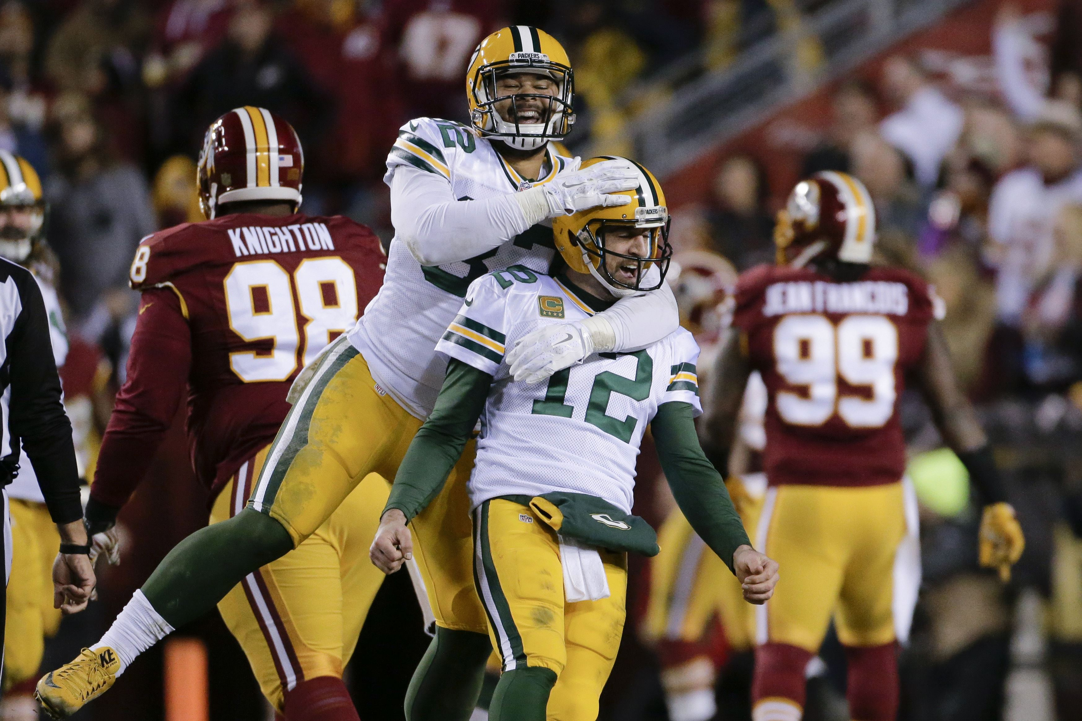 [NFL] Wild Card: Rodgers versione playoff (Green Bay Packers – Washington Redskins 35-18)