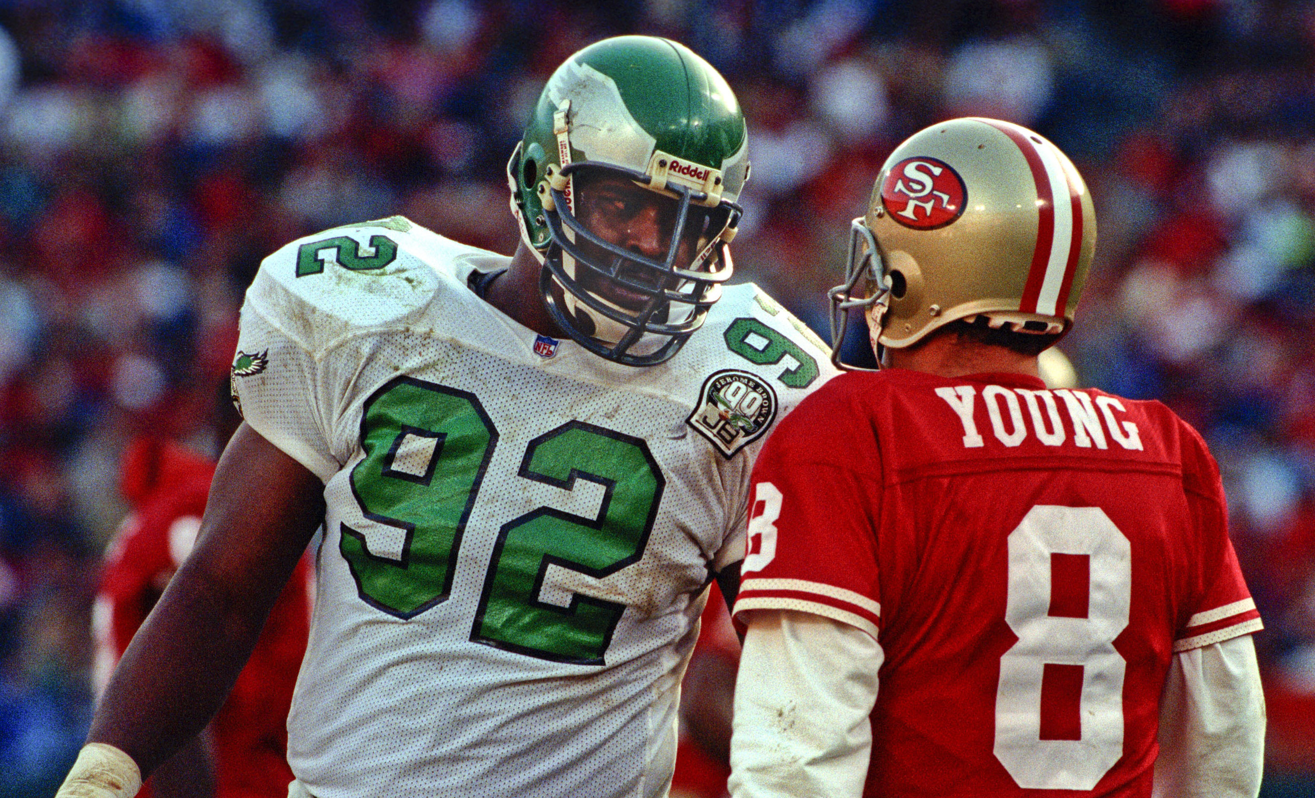 Reggie White, Steve Young