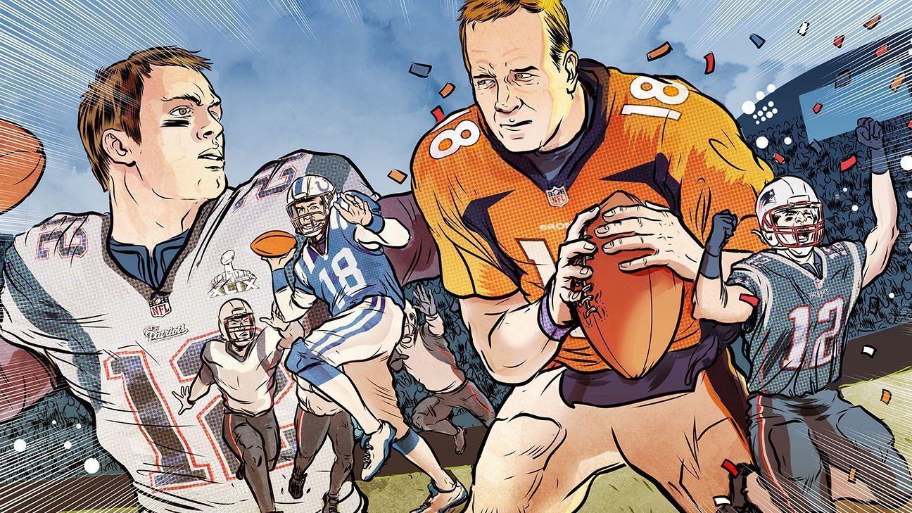 [NFL] Conference: Manning vs Brady, la sfida nella sfida