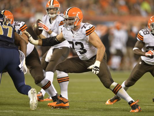 joe thomas tackle