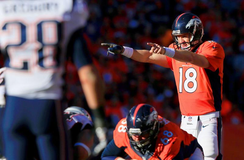 Con calma e precisione, Manning ha di nuovo la possibilità di vincere il suo secondo anello.