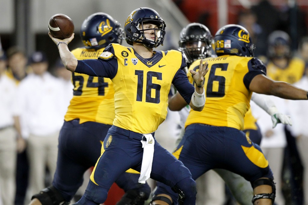 Jared Goff California