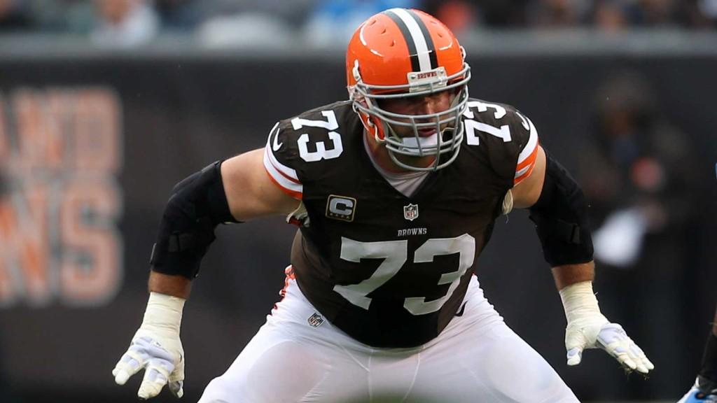 Joe Thomas (Cleveland Browns)