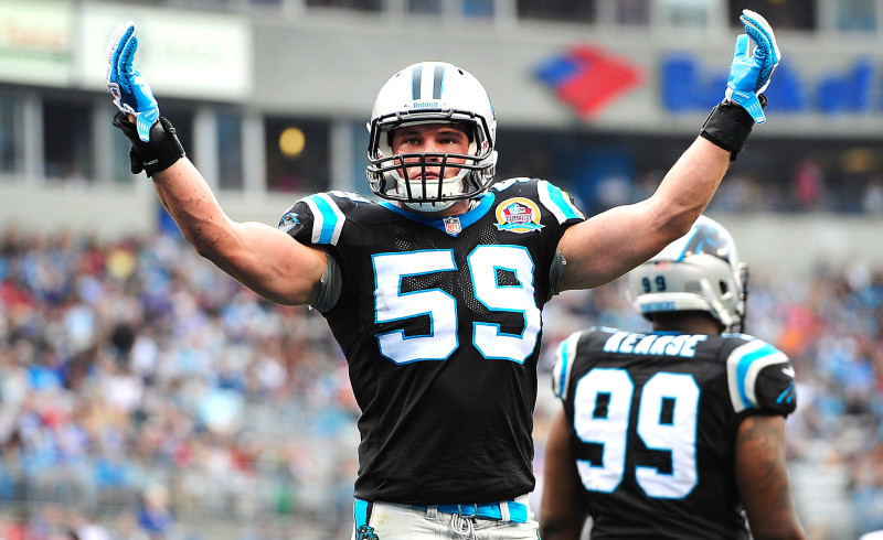 Luke Kuechly (Carolina Panthers)