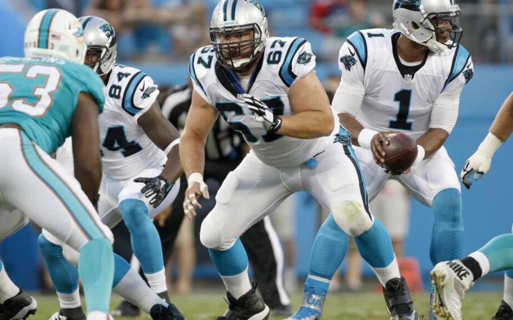 Ryan Kalil (Carolina Panthers)