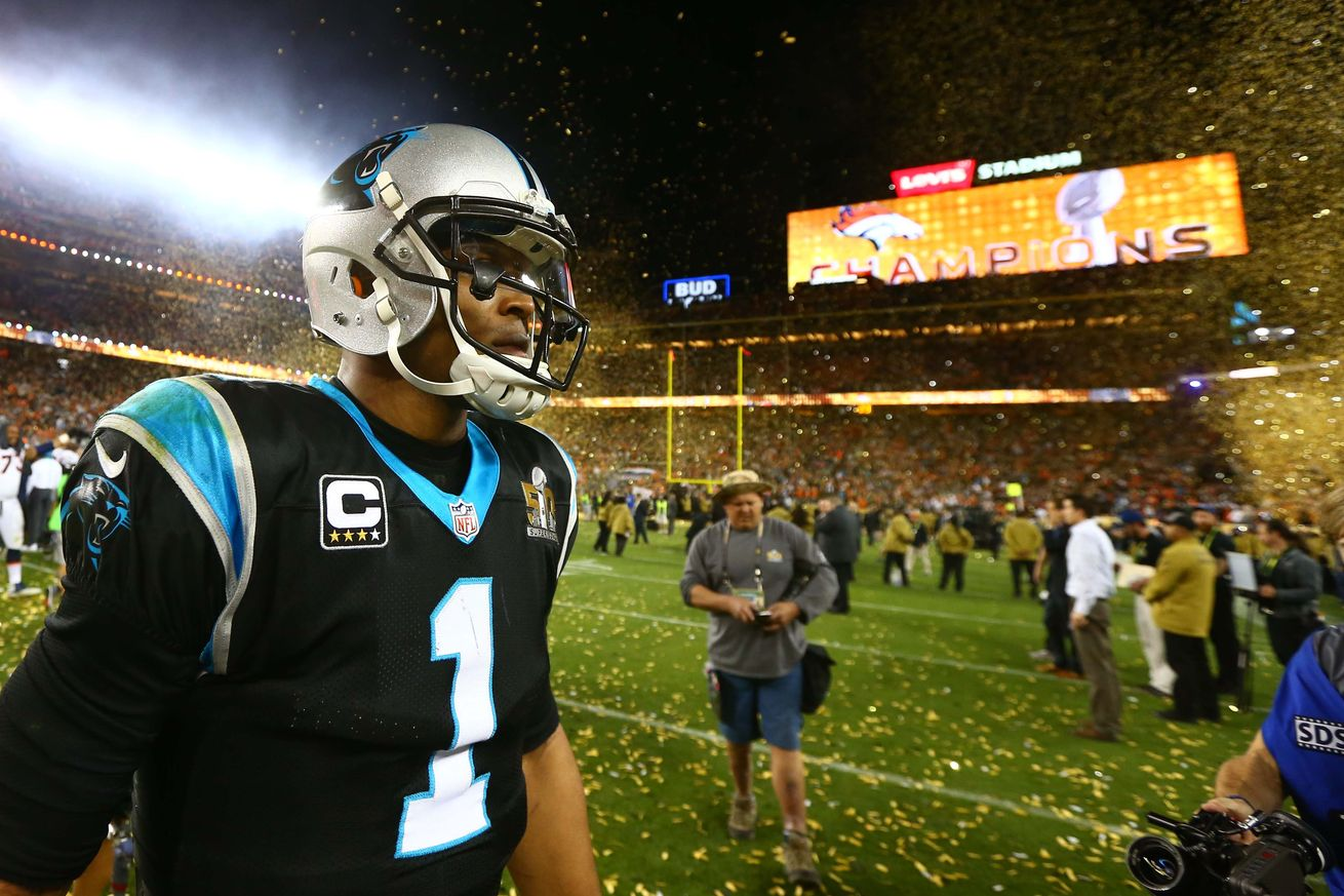 [NFL] SB 50: Dalla panchina dei Carolina Panthers