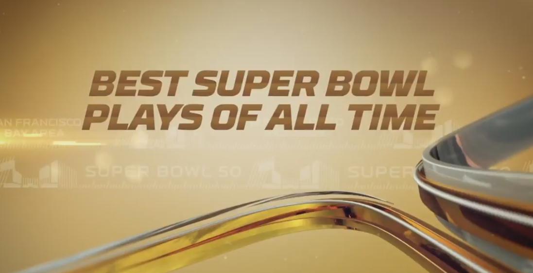 [NFL] SB 50: Le cinque migliori azioni nella storia del Super Bowl