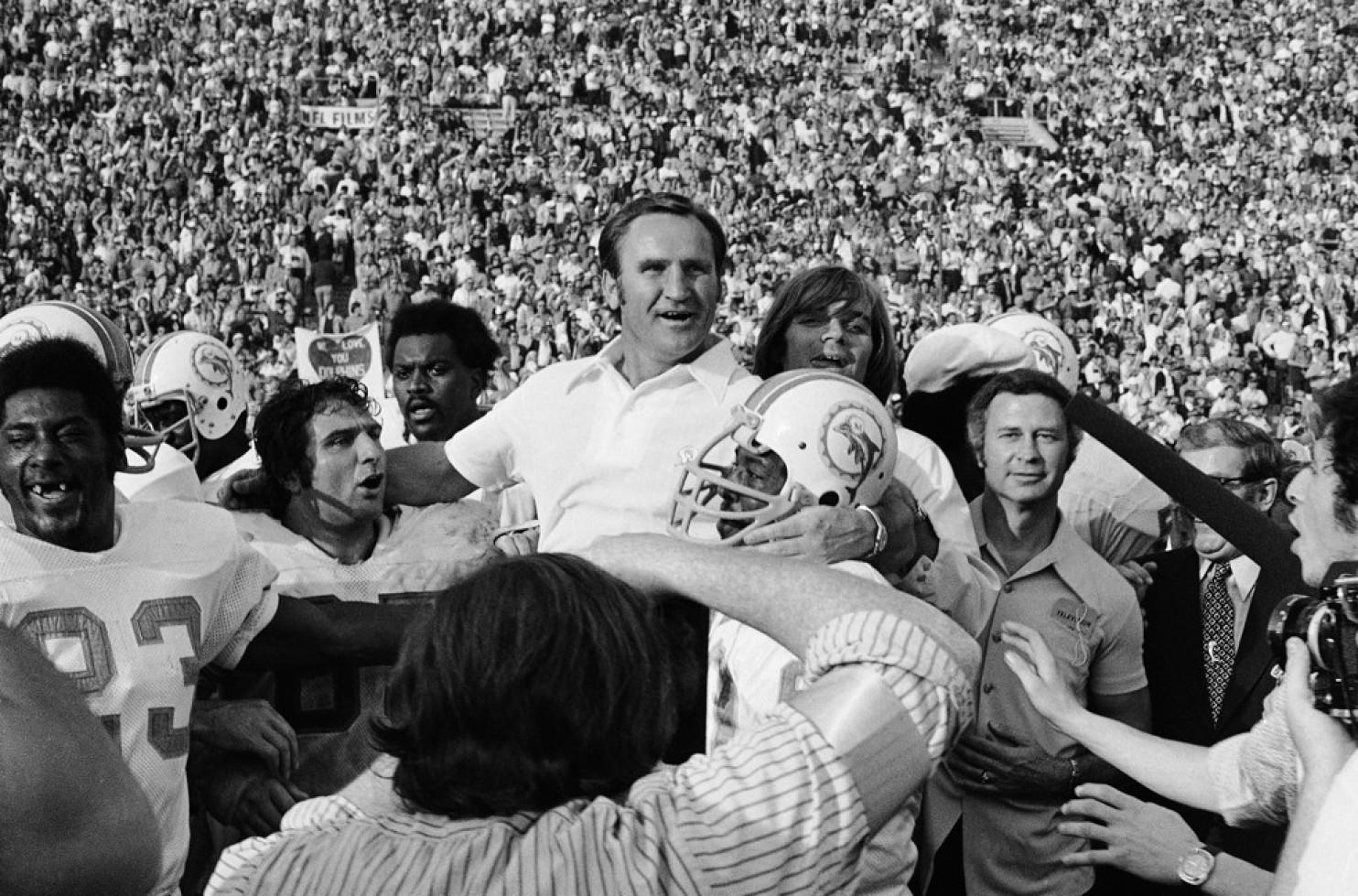 Miami Dolphins 1972: la leggenda di Perfectville