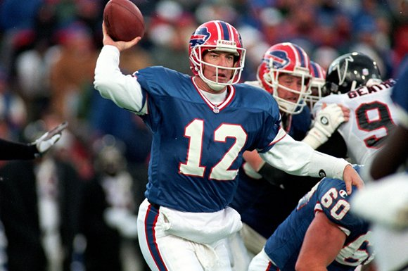 Jim Kelly #12