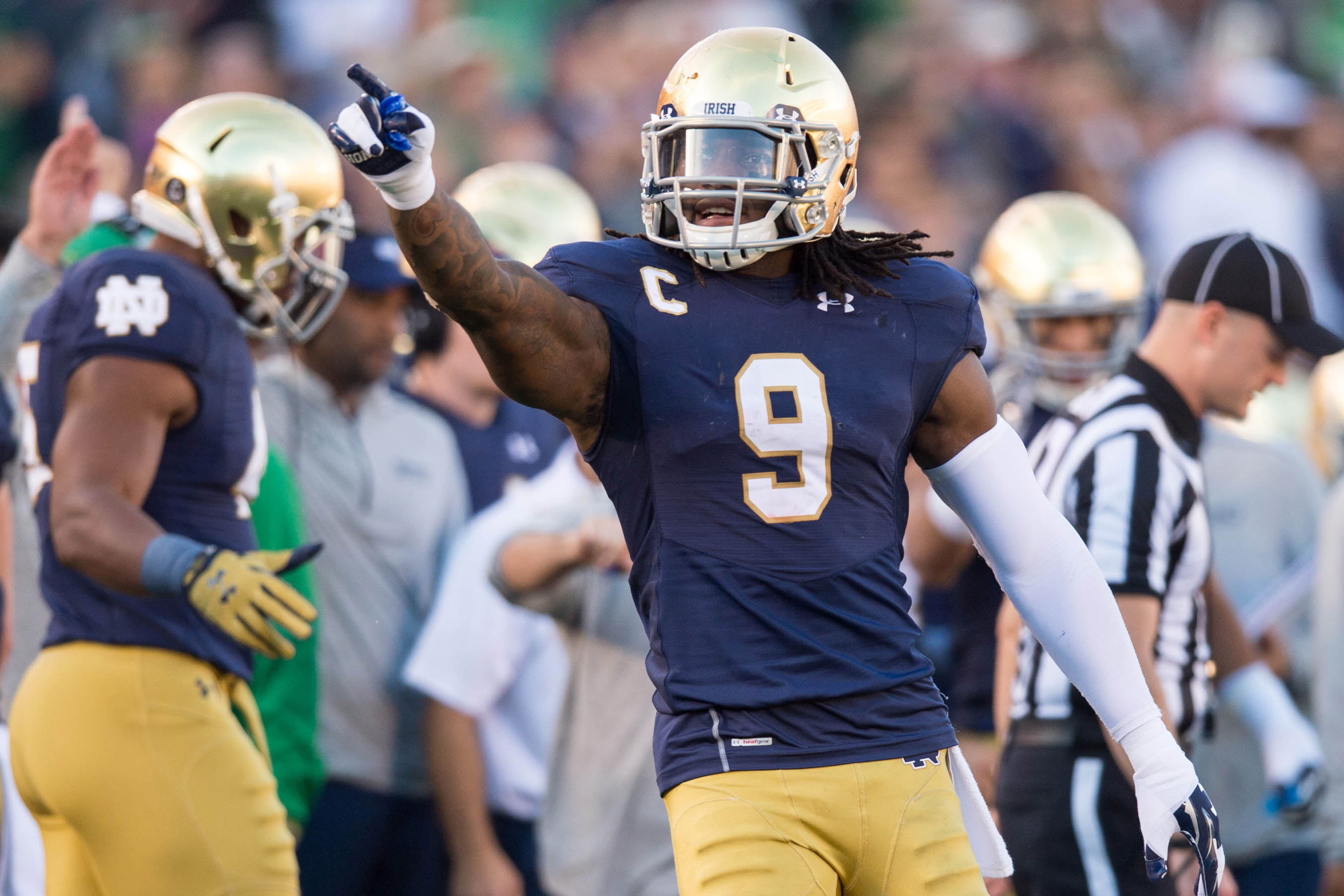 La Strada verso il Draft: Jaylon Smith