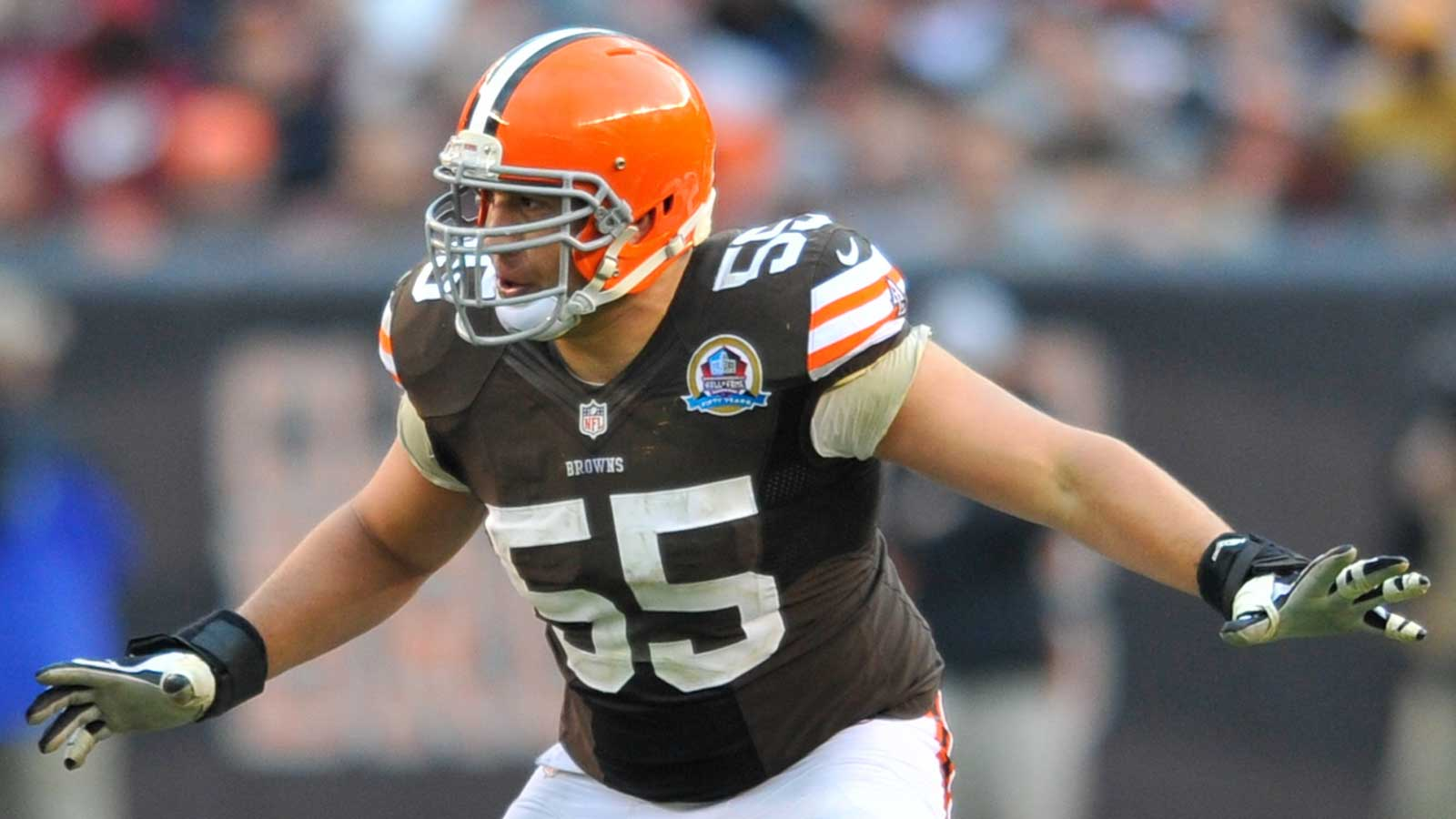 alex mack Cleveland Browns