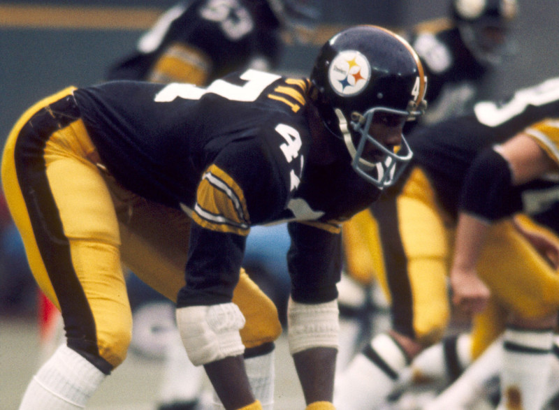 Mel Blount (Pittsburgh Steelers 1970-1983)