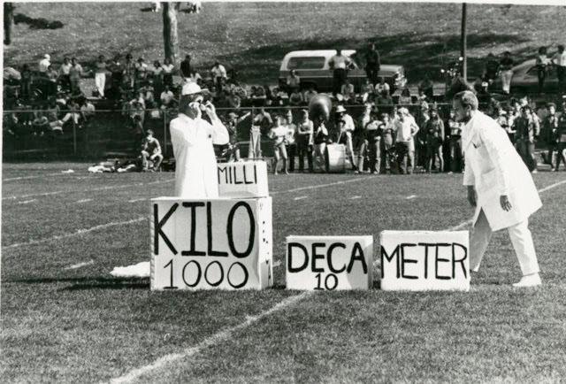metric game