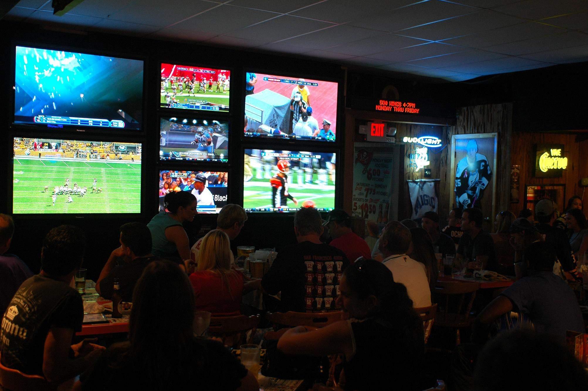 [NFL] In un bar di Tampa Bay