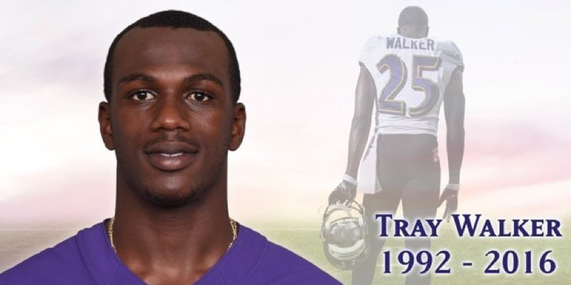 La scomparsa di Tray Walker e la lettera di John Harbaugh