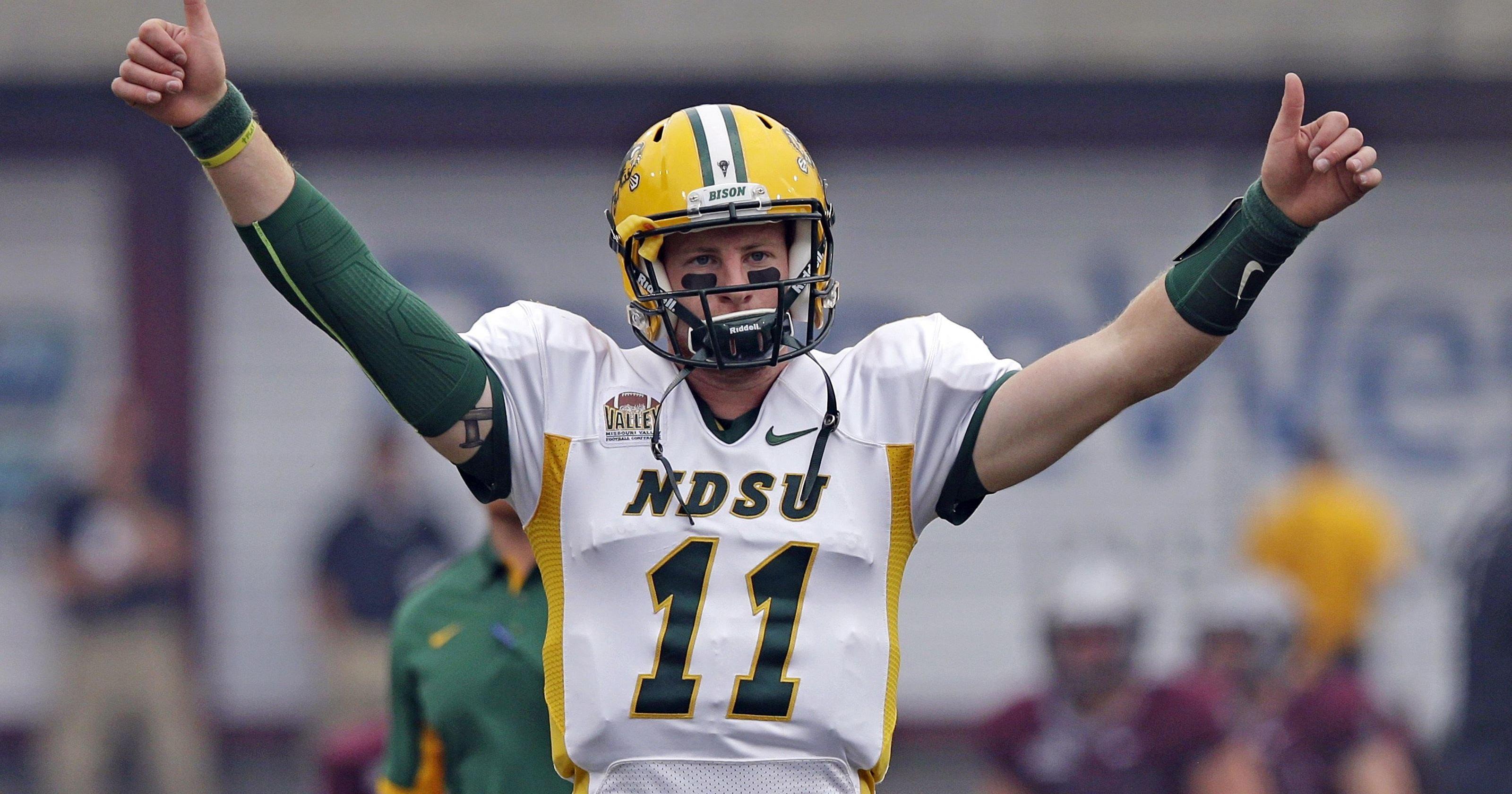 La Strada verso il Draft: Carson Wentz