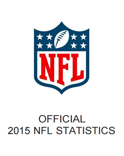 nfl 2015 stats statistiche