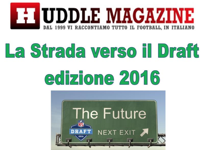 L'ebook della Strada verso il Draft 2016