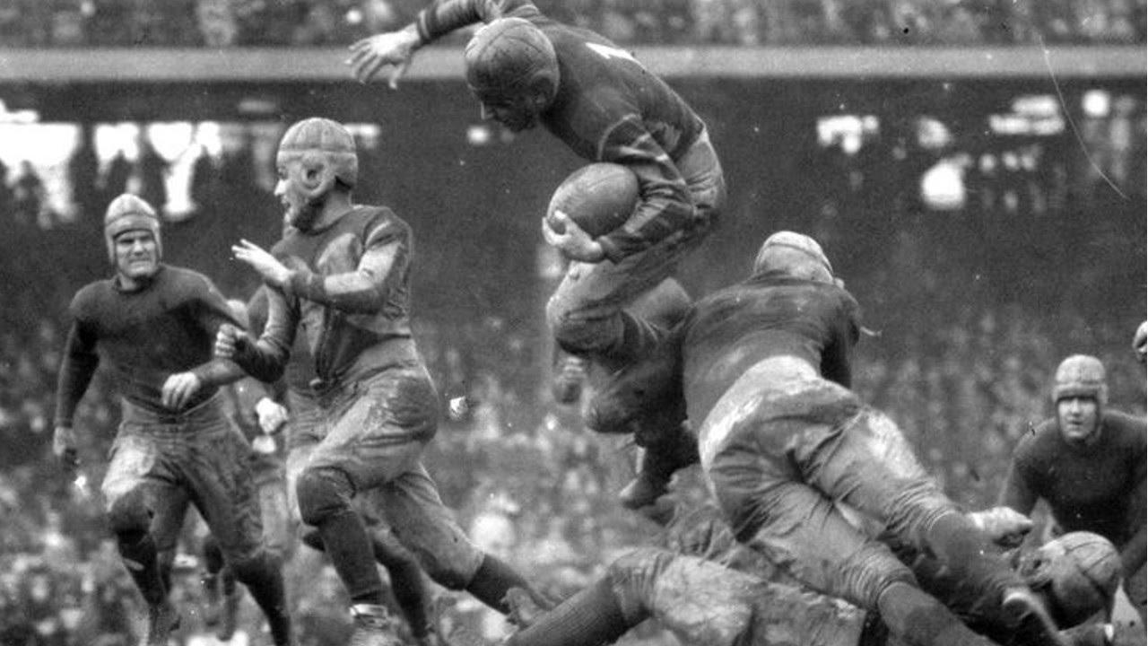 Tutta la storia del football americano dal 1869 ai giorni nostri