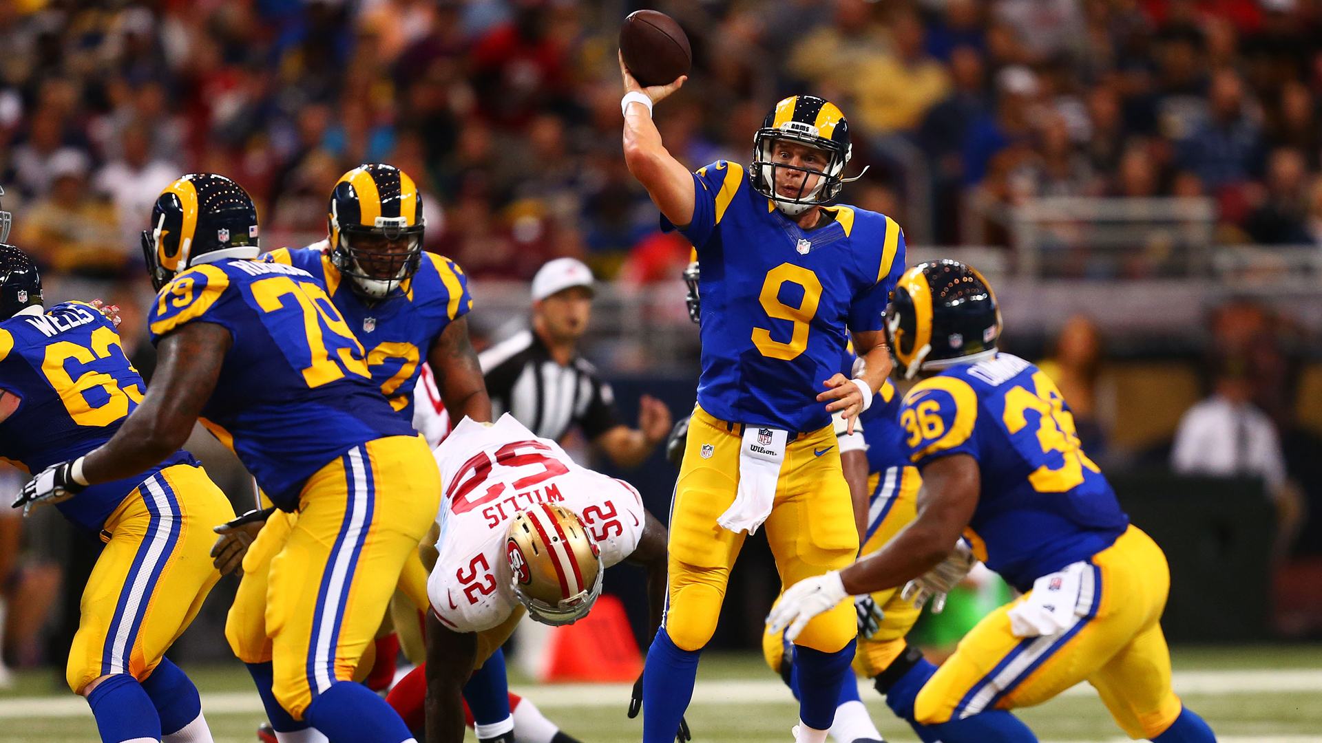 [NFL] (TOP &) FLOP della stagione 2015: St. Louis Rams