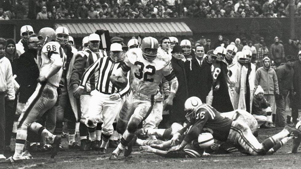 La National Football League nel 1964