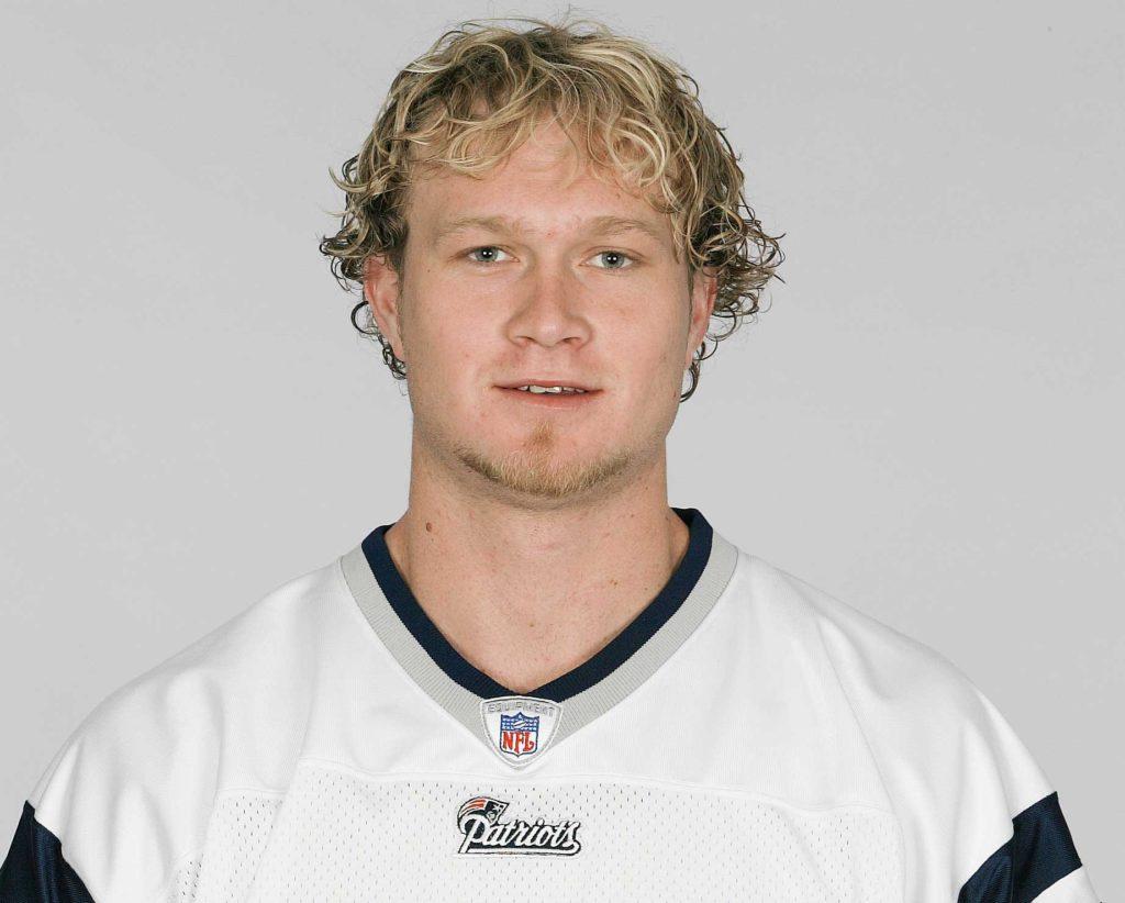 2005 - Andy Stokes - Patriots
