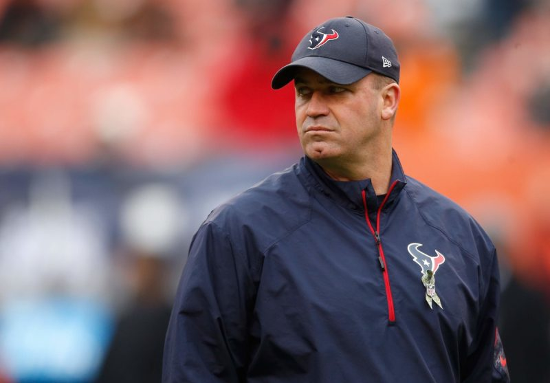 Bill O'Brien Texans