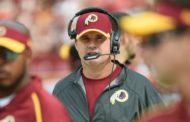 Jay Gruden non è più l'head coach dei Redskins
