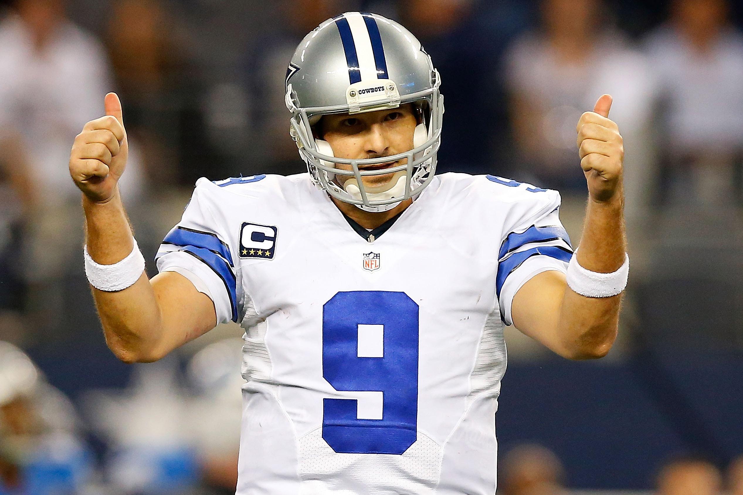 [NFL] I Dallas Cowboys tagliano Tony Romo