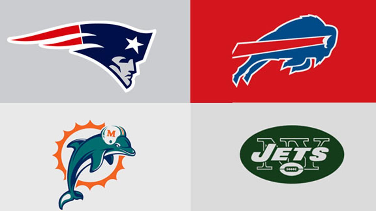 NFL Media Guide 2017: AFC East