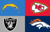 NFL Media Guide 2018: AFC West