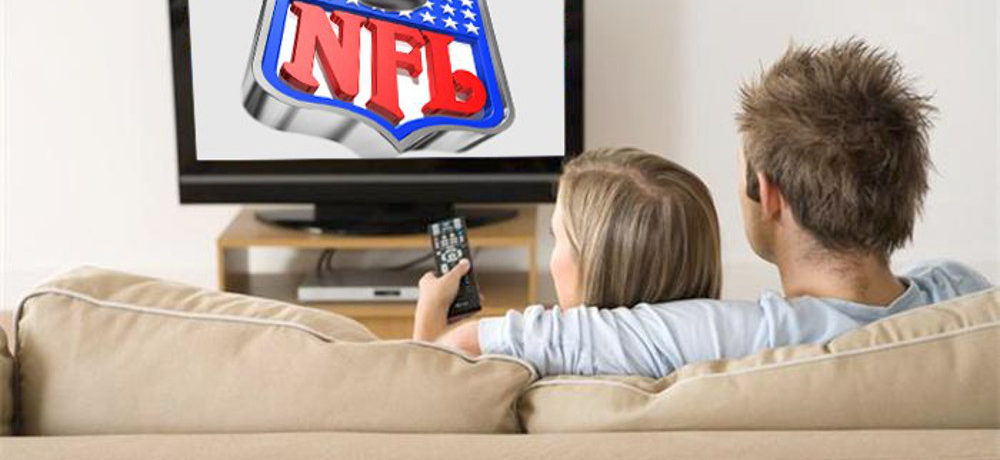 nfl tv televisione telespettatori