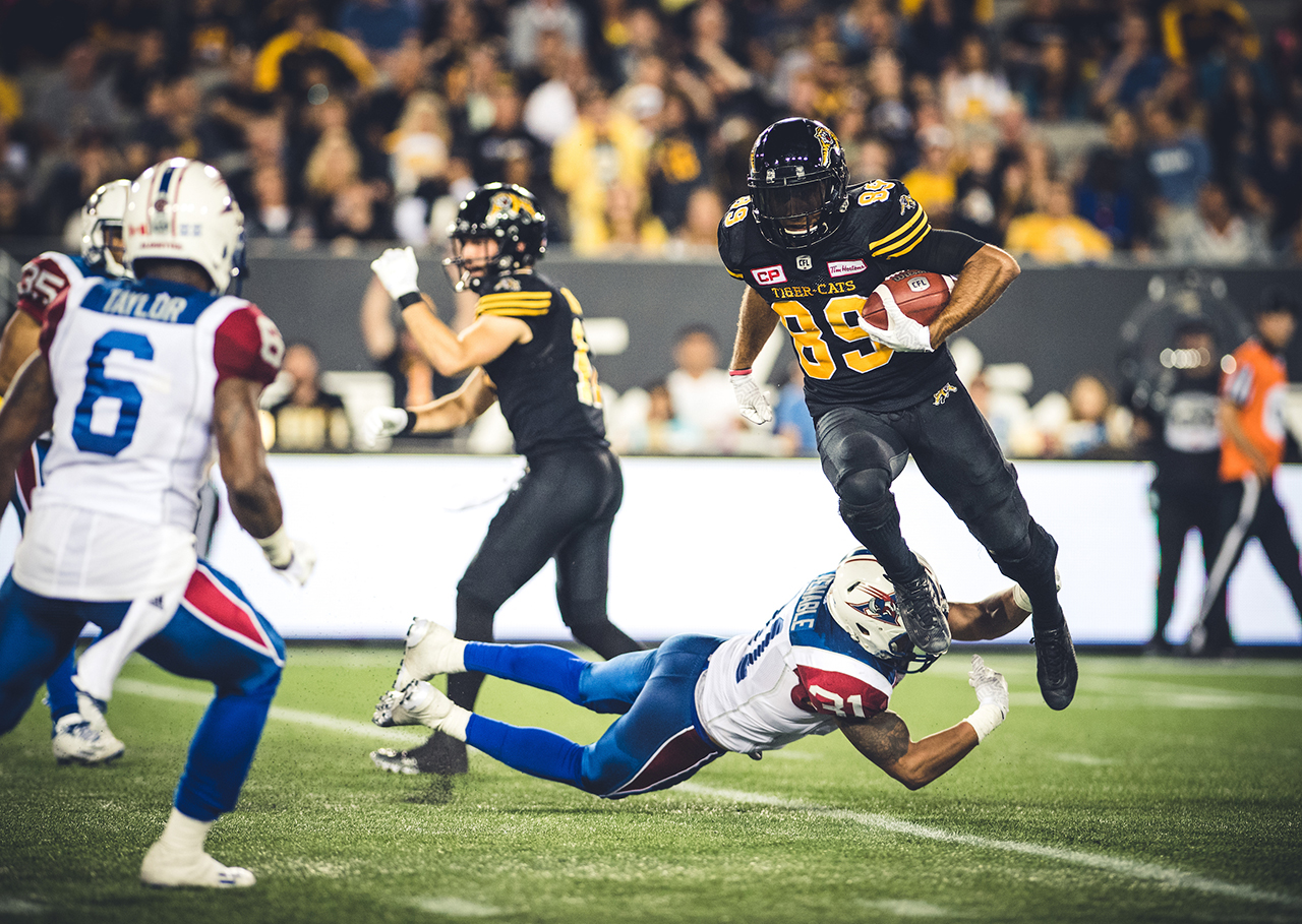 [CFL] Week 13: Hamilton in testa alla East Division