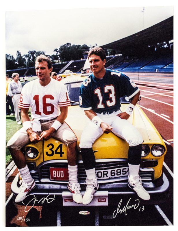 Joe Montana e Dan Marino